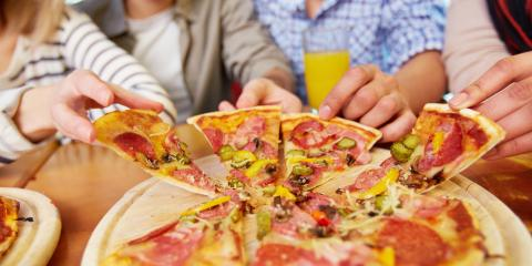 4 Reasons to Order Pizza Delivery While Staying at a Hotel, Ewa, Hawaii