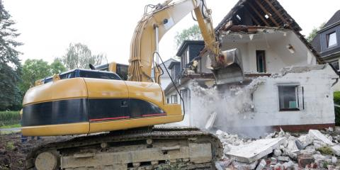 Residential vs. Commercial Demolition, Bayfield, Wisconsin