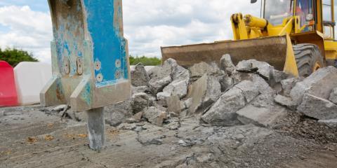 5 Benefits of Concrete & Asphalt Recycling, Kearney, Nebraska