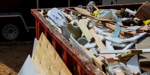How to Manage Construction Debris, Somerset, Kentucky