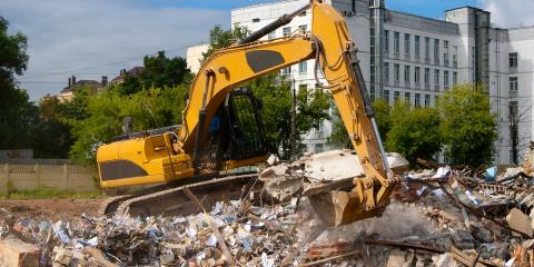 Reasons to Hire an Insured Professional for Demolition, Goshen, Connecticut