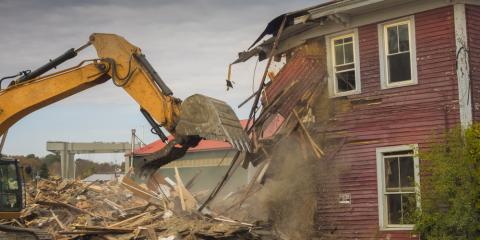 3 Reasons to Hire Professionals for Your Next Demolition Job, Bayfield, Wisconsin