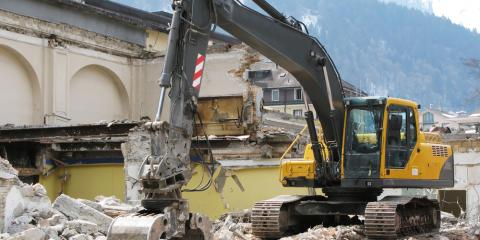 5 Reasons to Hire Professionals for Building Demolition Services, Anchorage, Alaska