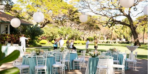 Do You Want an Indoor or Outdoor Wedding?, Kahului, Hawaii