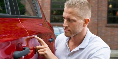 3 Top Reasons to Get Dent Removal for Your Vehicle, San Marcos, Texas