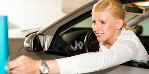 How to Avoid Car Dents While Parking in a Lot or Garage, Lincoln, Nebraska