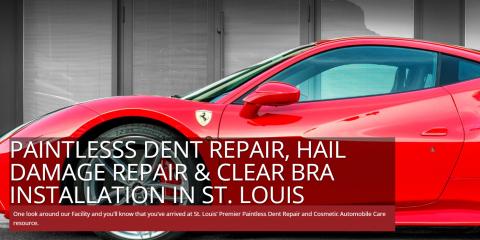 Dent Devil of Clayton, Auto Detailing, Services, Saint Louis, Missouri