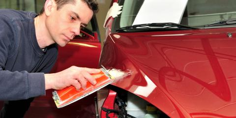 3 Reasons You Should Never Attempt Dent Removal Yourself, Somerville, Massachusetts