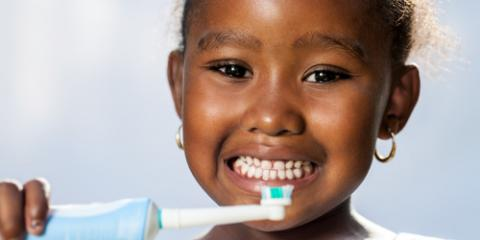 Are Electric Toothbrushes Appropriate for Children's Dental Care?, Anchorage, Alaska