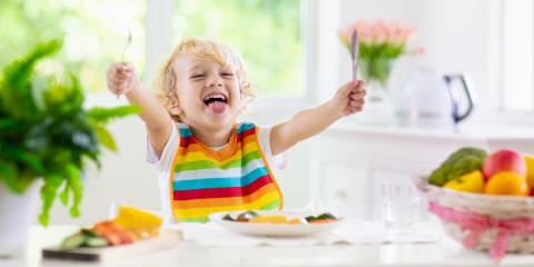 How Does Calcium Affect Your Child's Teeth?, Anchorage, Alaska
