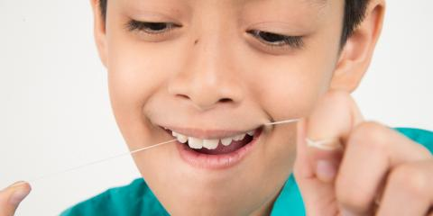 FAQ About Flossing Your Child's Teeth, Ewa, Hawaii