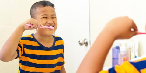 5 Ways to Encourage Your Child to Make Brushing a Habit, Kahului, Hawaii