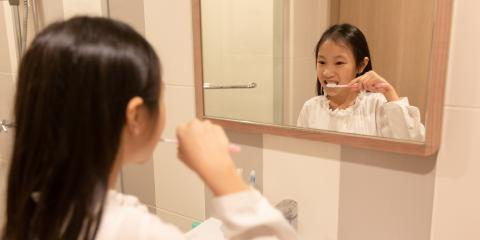 3 Poor Brushing Habits Among Children, Ewa, Hawaii