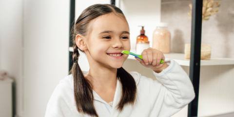 Choosing Your Child's Toothbrush: What Parents Should Know, Campbell, Wisconsin