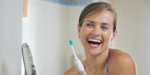 5 Dental Care Benefits of an Electric Toothbrush, St. Ferdinand, Missouri