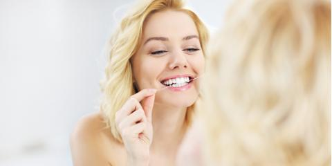 3 Reasons Flossing Is Important to Your Dental Care, Uvalde, Texas