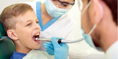 Why Should Children Visit a Dental Office?, St. Ferdinand, Missouri