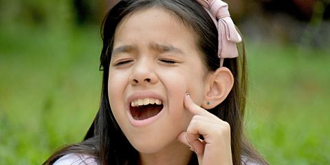 What Are Some Common Dental Emergencies Among Children?, Honolulu, Hawaii