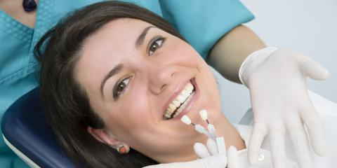 Portland Dentist Explains Dental Implants, Portland, Michigan