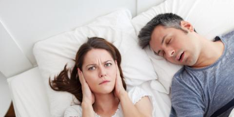 Can a Dental Office Help Me Stop Snoring?, Lincoln, Nebraska