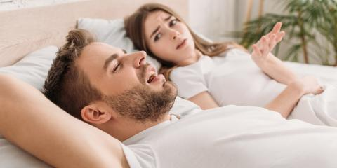 How a Dentist Can Reduce Snoring, Anchorage, Alaska