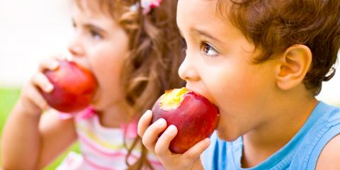 How Apples Promote Good Oral Health, Anchorage, Alaska