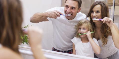 An Anchorage Dentist Explains Proper Brushing Techniques, Anchorage, Alaska