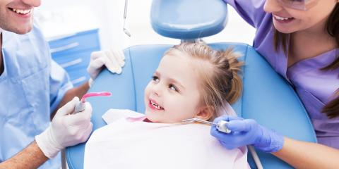 What to Expect at Your Child's First Dentist Exam, Anchorage, Alaska