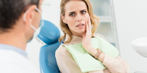 3 Common Causes of Toothache, Archdale, North Carolina