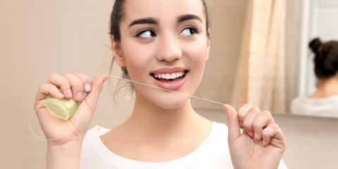 How Will Flossing Make Your Smile More Attractive?, Beatrice, Nebraska
