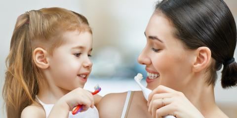 A Parent's Guide to Dental Fluorosis, Cincinnati, Ohio