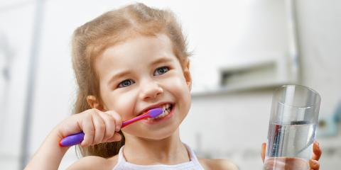 Is Fluoride Healthy For Children? What Parents Should Know, Concord, North Carolina