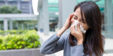 3 Ways Seasonal Allergies Can Affect Your Oral Health, Lincoln, Nebraska