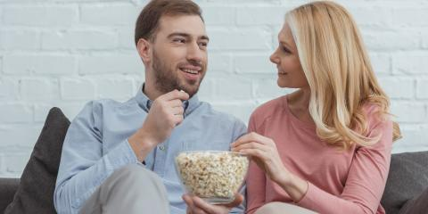 How Popcorn Can Harm Your Smile, London, Kentucky