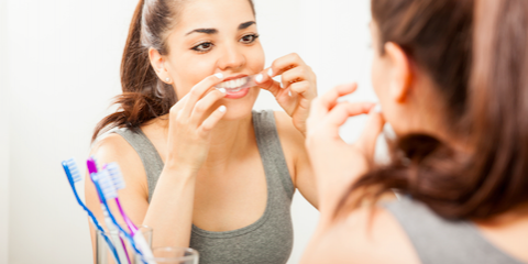 Do Whitening Strips Really Work? A Lorain Dentist Explains, Lorain, Ohio
