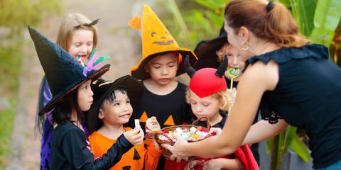 5 Halloween Dental Care Tips, Ewa, Hawaii