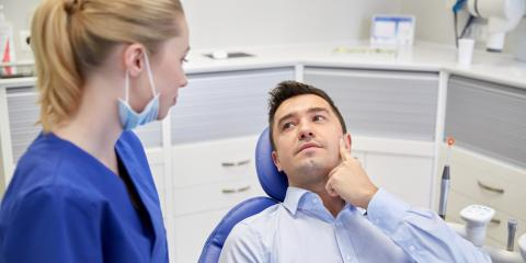 3 Common Causes of Tooth Pain, Fort Thomas, Kentucky