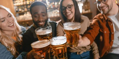 How Does Alcohol Affect Teeth?, Rochester, New York