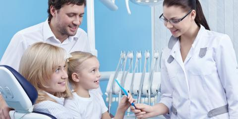 What To Expect For Your Child's First Dental Appointment, St. Charles, Missouri