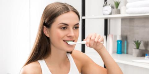 When Is Brushing Your Teeth Too Much of a Good Thing?, Fort Thomas, Kentucky