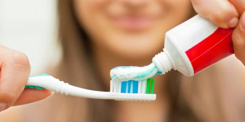 Dentist's Guide to the Various Types of Toothpaste, La Crosse, Wisconsin