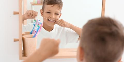 3 Tips for Encouraging Your Children to Floss, Koolaupoko, Hawaii