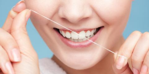 Richmond Dentist Explains the Importance of Flossing Daily, Richmond, Kentucky