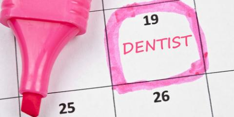 Visit the Dentist Before Year's End to Use Your Benefits, Collierville, Tennessee