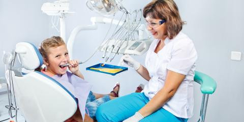 Fighting Fear: 3 Ways Visiting a Dentist for Children Will Help, Fairfield, Ohio