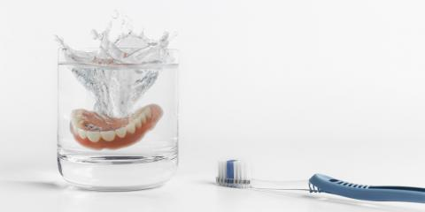 Denture Care: 5 Things You Need to Know, St. Peters, Missouri
