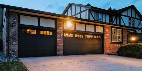 The Pros & Cons of Common Garage Door Materials, Centennial, Colorado