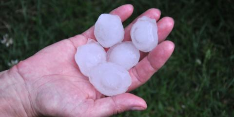 Recent Hail Storm? 4 Indications of Roof Damage, Denver, Colorado