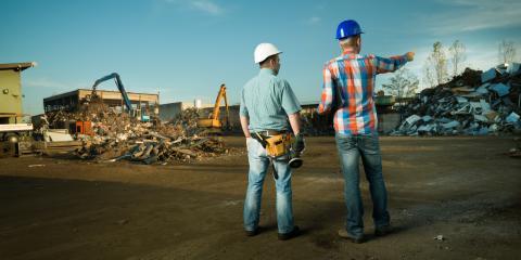 A Brief Guide to Steel Recycling, Denver, Colorado