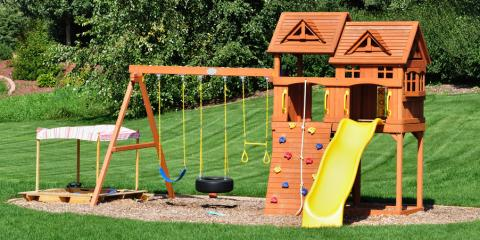 3 Benefits of Installing a Wooden Play Set in Your Yard, North Washington, Colorado